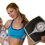 4 причины, мешающие похудеть после родов