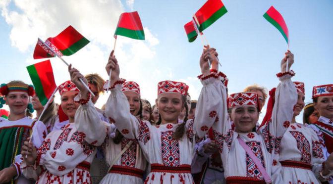 Жизнь в белорусском обществе