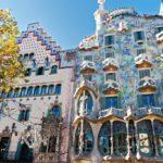 Работы Гауди в Барселоне