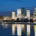 Осло — столица Норвегии
