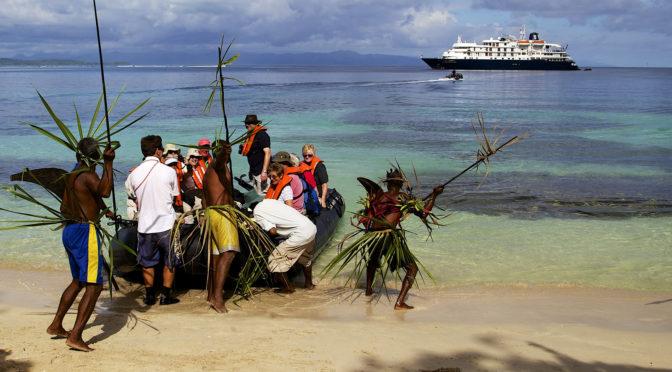 Жизнь в обществе на Соломоновых островах