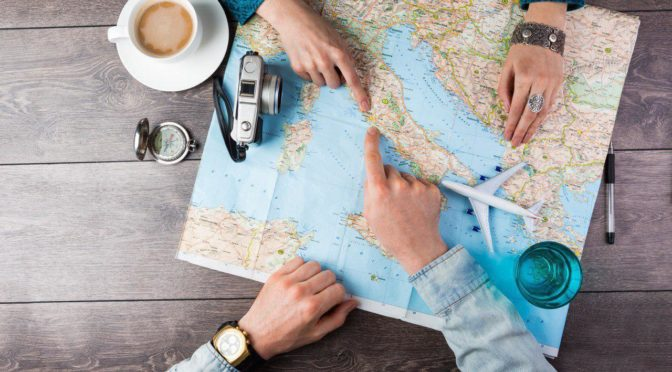 Развитие путешествия в современном мире