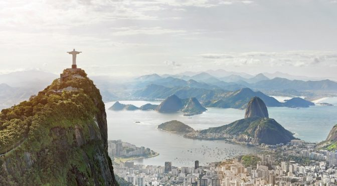 Бразилия — интересное место для отдыха