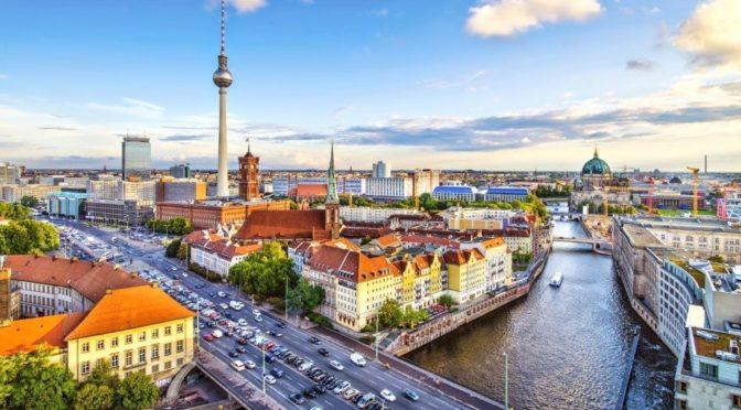 Берлин — город для выходных