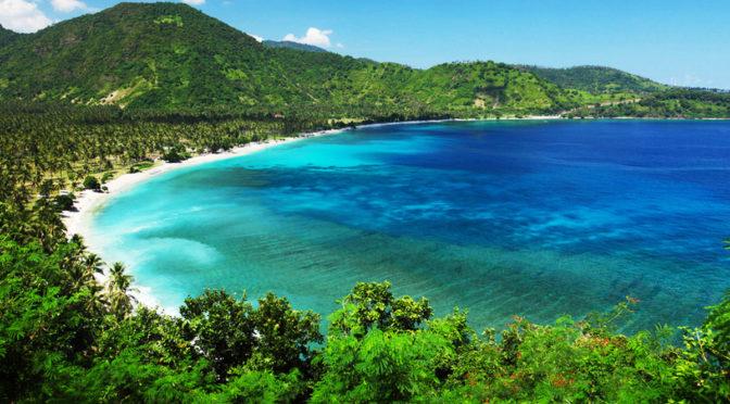 Остров  Ломбок — лазурные воды и роскошные пляжи Индонезии