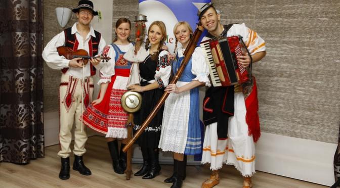 Жизнь в словацком обществе
