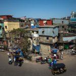 Жизнь в трущобах Мумбая