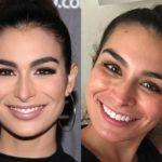 25 знаменитостей, появившихся без макияжа, некоторым не стоило этого делать