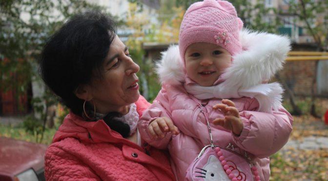 Помните москвичку которая родила 60 лет, что с этой семьей сейчас