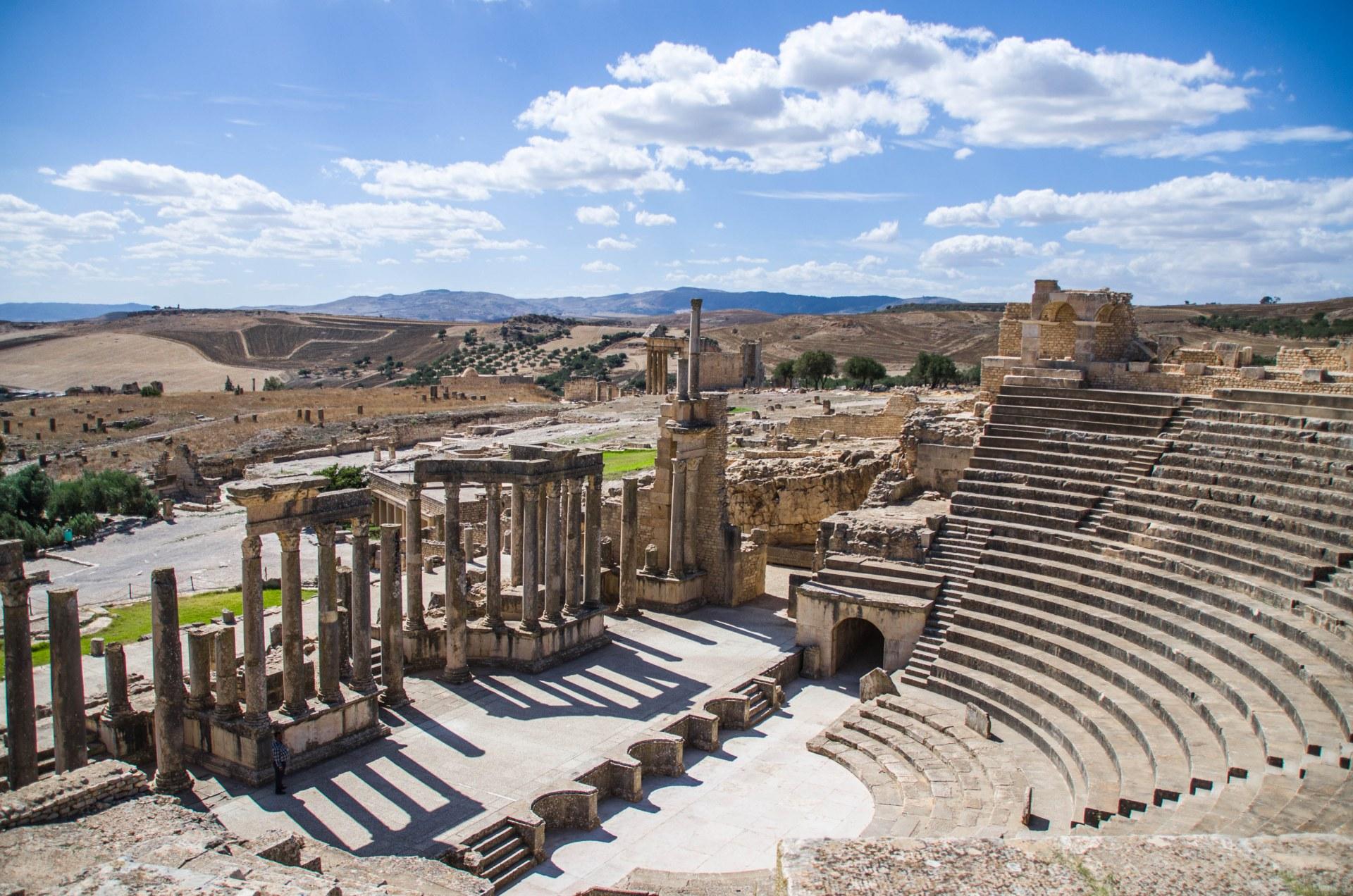 Тунис: советы для туристов
