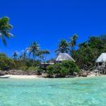Остров на Фиджи — остров Нануя Лайлай.