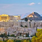 Афины. Древность. Демократия. Боги