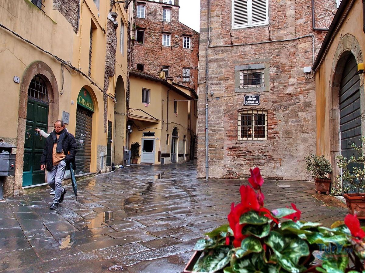 В Италии начнут выплачивать туристам компенсации за дождливые дни