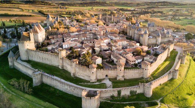 Город Каркассон — совершенная средневековая жемчужина