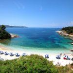 Самые красивые пляжи Корфу
