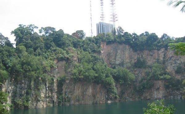 Холм Букит-Тимах в Сингапуре