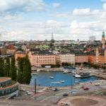 Интересные места в Стокгольме