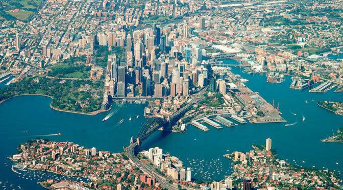 Сидней — жемчужина Австралии