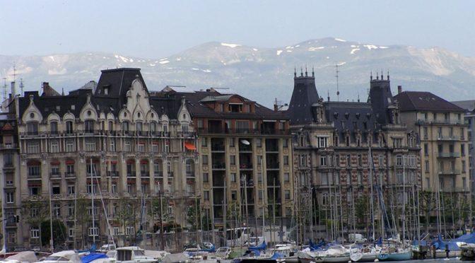Женева в Швейцарии: основная информация о городе