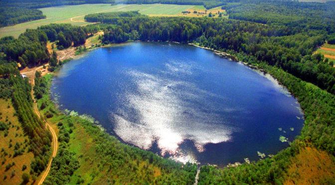 Описание озера Светлояр