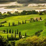 Роскошные виллы на отпуск в Умбрии, Италия