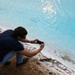 Парень просто фотографировал море и пляж.Через 40 секунд случилось немыслимое…