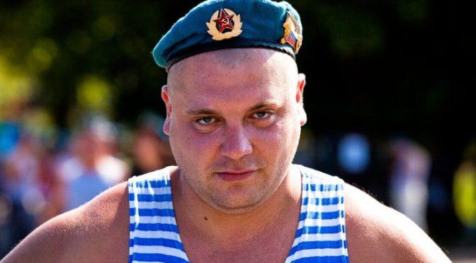 Русский десантник решил пройти тест британского спецназа: и вот, что вышло