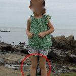 Папа сфотографировал дочку и оцепенел от увиденного