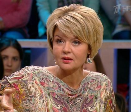 Меньшову убрали с Первого канала: причина удивила всех